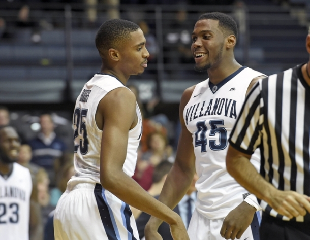 NCAA Basketball: Fairleigh Dickinson at Villanova