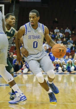 NCAA Basketball: South Florida at Seton Hall